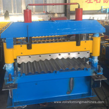 ZT850 steel roofing corrugating machines