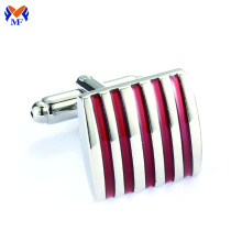 Wholesale custom cufflink for shirt for man