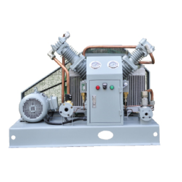 AC power cost-effective high pressure nitrogen compressor