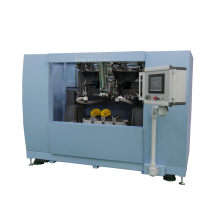 High speed CNC drilling and tufting machine