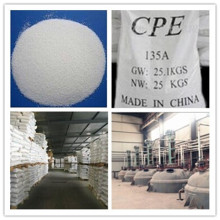 Chlorinated Polyethylene Impact Modifier