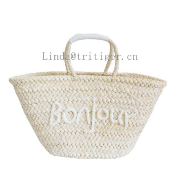 Summer Straw Beach Shoulder Bags Handbag