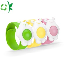 Cheap price for Bug Repellent Bracelet BPA Off Insect Repellent Bracelets Silicone Mosquito Bands supply to South Korea Suppliers