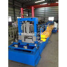 1-3mm Steel metal purlin roll forming machine