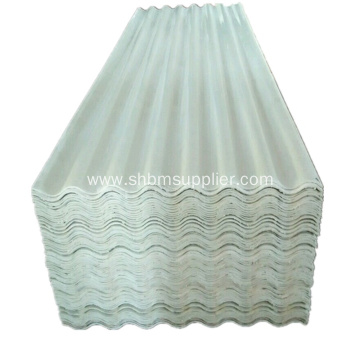Anti-corosion Insulated Fireproof MGO Roofing Tiles Price