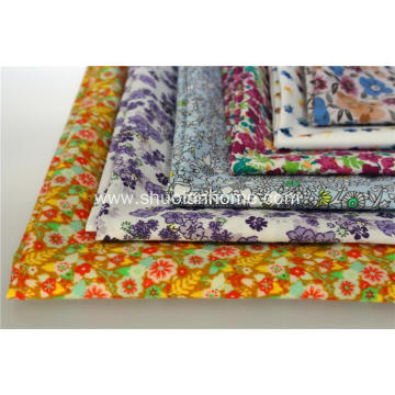 T/C 65/35 Printed Plain Fabric