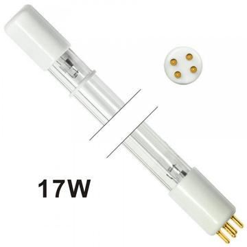 Standard 4-pin T5 germicidal lamp