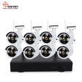 8CH 1080P NVR Kit Security Camera System