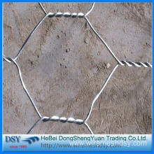 Iron Wire Woven Hexagonal Mesh Gabion Box