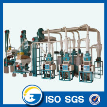Popular Design for Corn Flour Mill Corn Grits Mill Maize Grits Production Line export to Japan Exporter