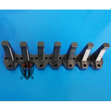 zirconium oxide zirconia ceramic polished machinery