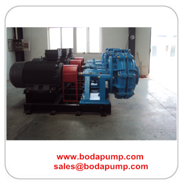 Electric Centrifugal Anticorrosive Slurry Pump