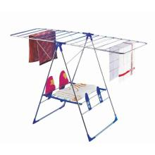 Bottom price for Offer Clothes Airer Cart, Clothes Drying Rack, Drying Rack from China Supplier 2-Tier Clothes Dryer With Shoes Stretcher export to India Manufacturer