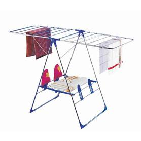 2-Tier Clothes Dryer With Shoes Stretcher