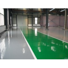 Solvent-free two-component metal epoxy coating