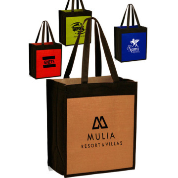 Eco Bag - juta eco bag personalizado