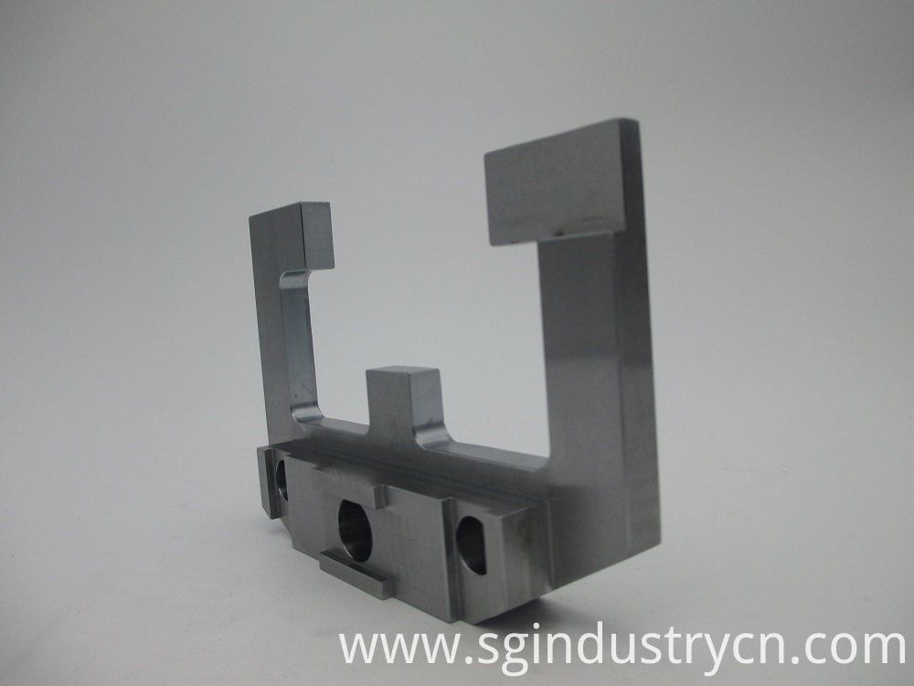 High Precision SS400 Wire Parts With Hard Chrome-plating