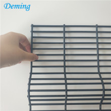 358 pvc coated anti-cut prison perimeter fence