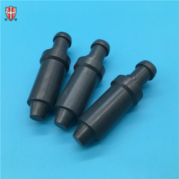 wear resistant high temperature Si3N4 ceramic shaft pintle