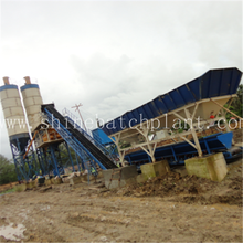 Europe style for Concrete Batch Mixer 60 Modular  Concrete Mixing Plant export to Turks and Caicos Islands Factory
