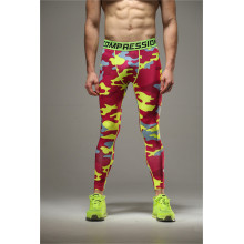 Men custom fit skin compression soft breathable tights