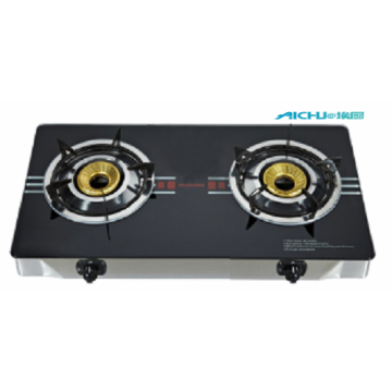 8MM Tempered Glass Top Gas Stove