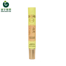 15g cosmetic plastic tube for lipstick packaging