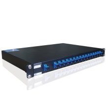 Factory Price for Fiber Optic Plc Splitter 1:32 PLC splitter 1U rackmount type export to Bahrain Suppliers
