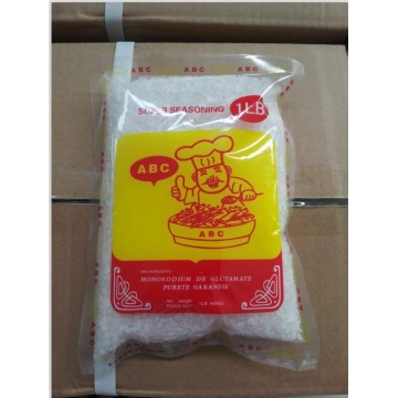 pure monosodium glutamate super seasoning MSG