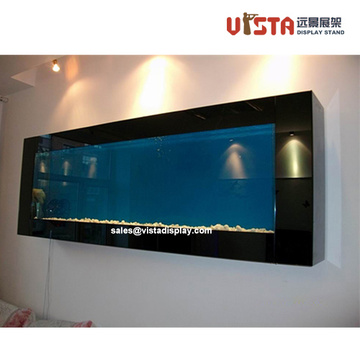 Customized Fish Tank Wooden Furniture