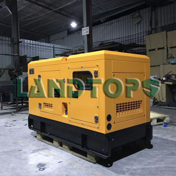 OEM China High quality for Lovol Generators Lovol 30KW Best Diesel Generator for Home Use supply to Russian Federation Factory