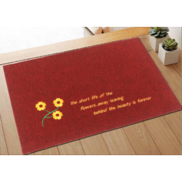 Reach home door mat heavy duty fancy design