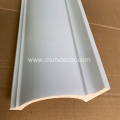 European Pu Decorative Plain Cornice Molding
