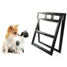 Plastic Pet Dog Puppy Cat Door