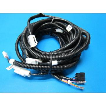 Connector home appliance wire harness