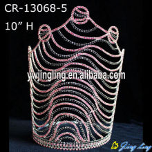Wholesale Big Zebra Pageant Crown