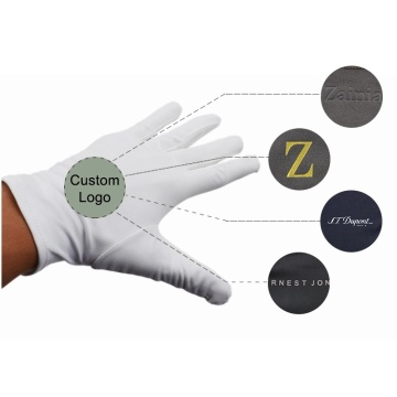 Microfiber Jewellery Cleaning Gloves latest technology