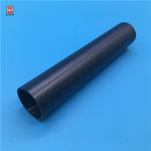 black grey insulated silicon nitride ceramic bushing pipe