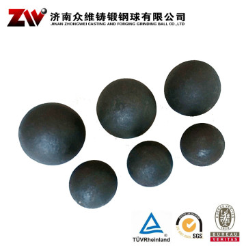 Forged Ball Mill Grinding Media For Mine 15mm