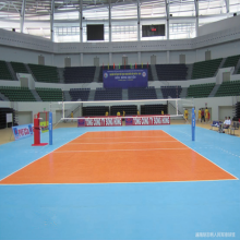 Taraflex Sport Flooring Volleyball court floor