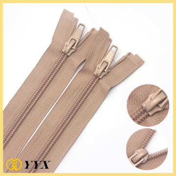 CFO open end nylon coil zipper