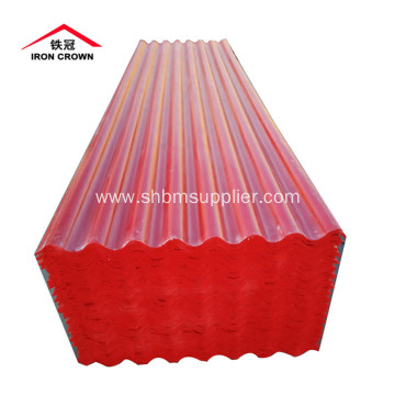 Flame-resistant Heatproof High Strength MgO Roofing Sheets