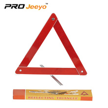 Safety reflective warning triangle for Emergencies