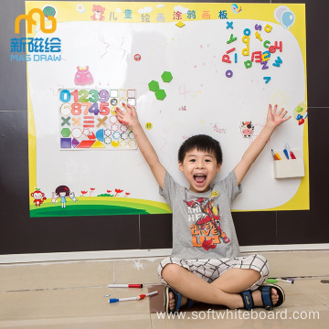 Kid Magnetic Drawing Board Writing Toy