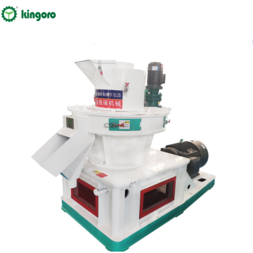 0.7-1t/h Rice Husk Pellet Making Machine Biomass