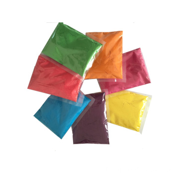 Power fights vibrant colors holi powder Holi Festivities