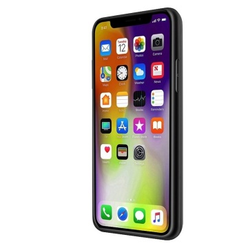 Iphone X Slim Power Case Aufladung