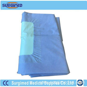 Adhesive Surgical Aperture Drape