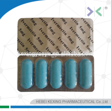 Factory Free sample for Ivermectin Tablet Ivermectin Tablet 5mg Veterinary export to Japan Factory