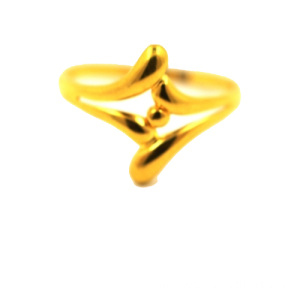China for Yellow Gold Ring Golden Pearl K Gold Ring Yellow Gold supply to Germany Suppliers
